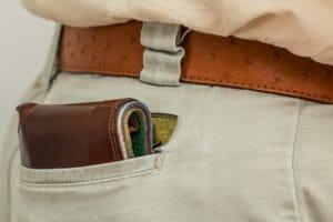 Sciatica in your wallet