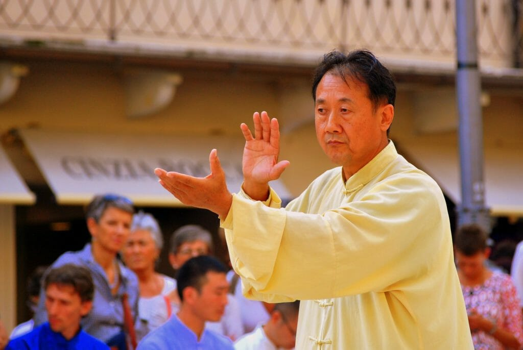 Tai Chi for chronic pain