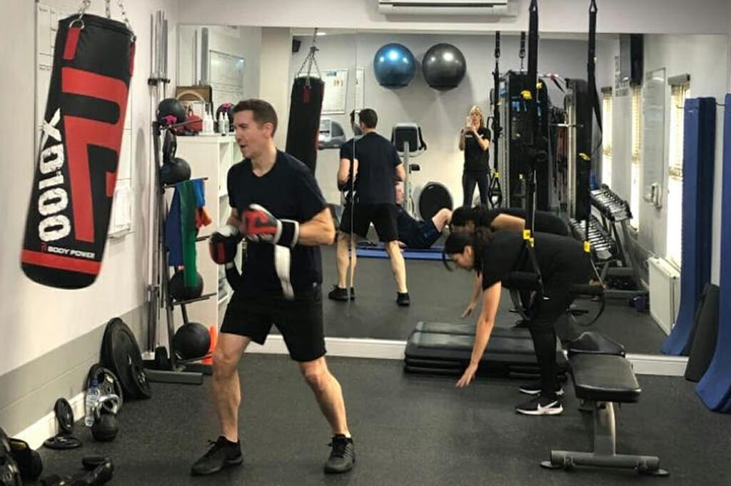 boxing workout resized